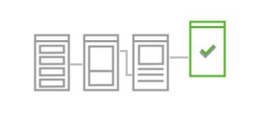 UI/UX prototype design