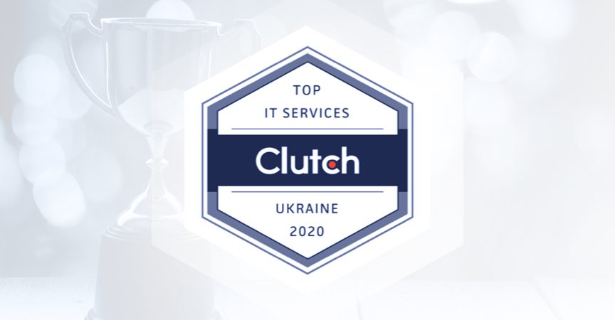 Leobit Recognized as a 2020 Top IT Staff Augmentation Firms in Ukraine by Clutch