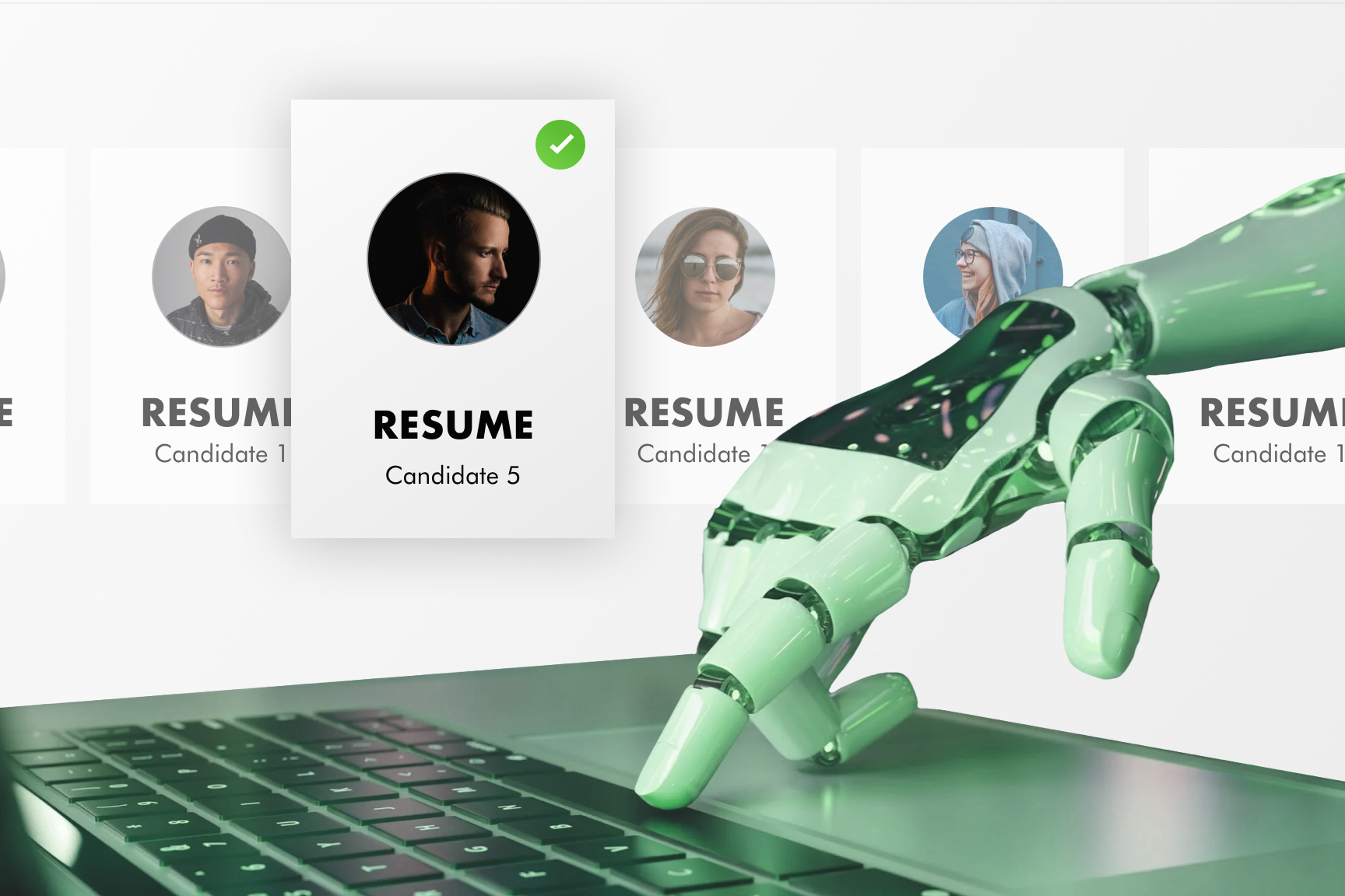 Сustom recruitment software