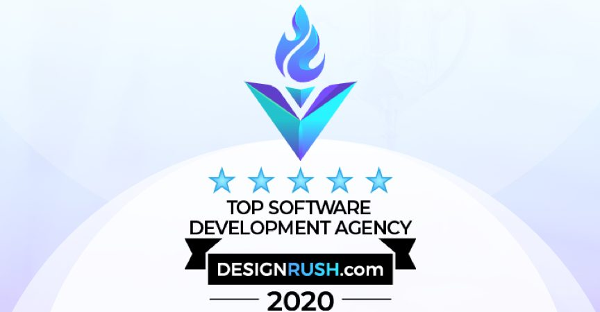 DesignRush Top Software Development Agency