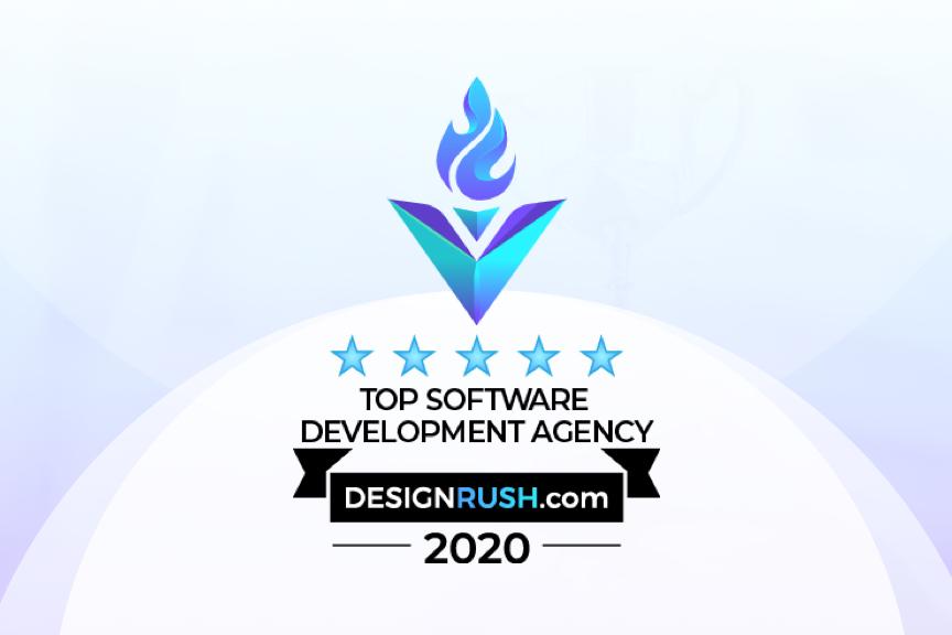 DesignRush Top Software Development Agency