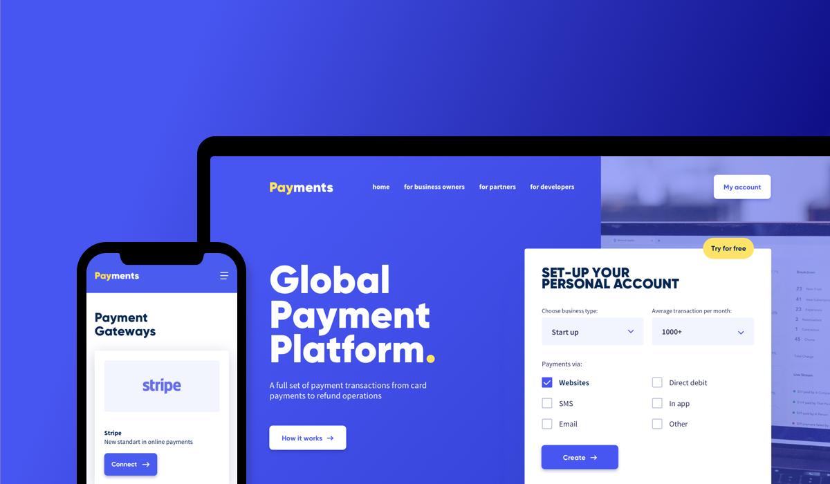 Global payment solution built by Leobit