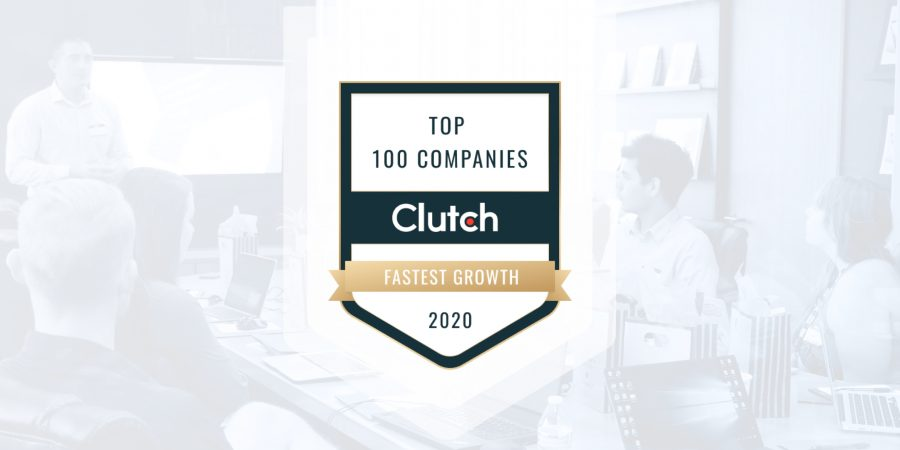 Leobit award by Clutch