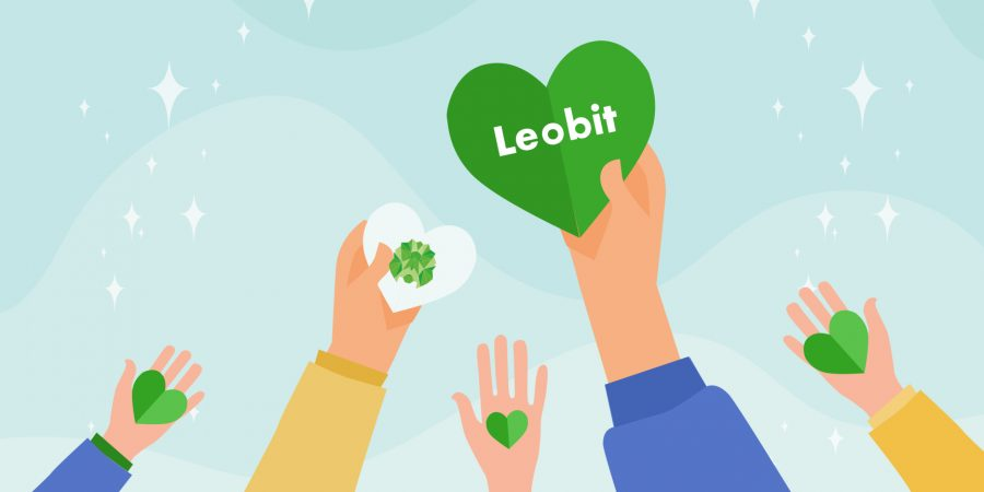 Leobit's charity