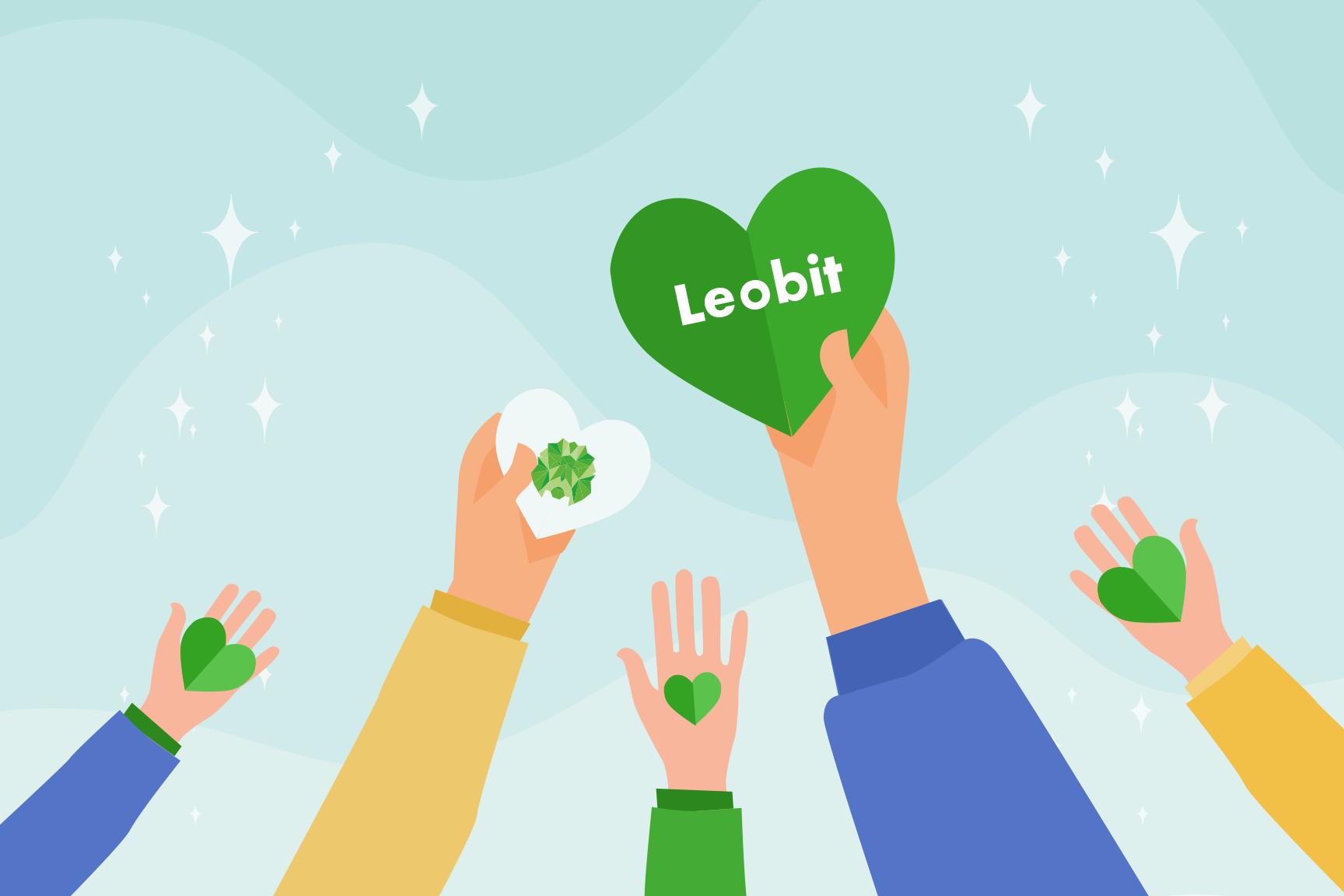 Leobit's charity