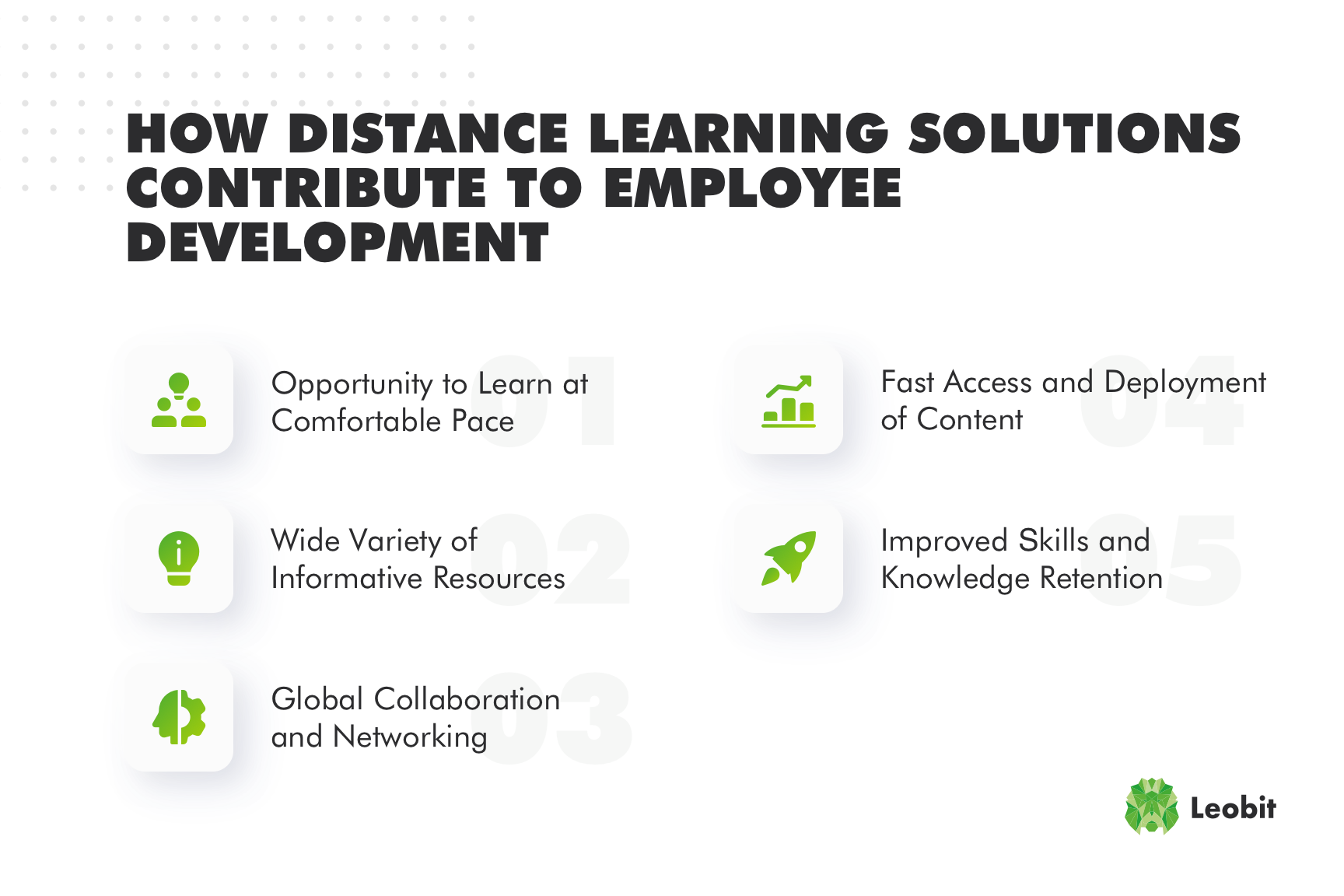 How Distance Learning Solutions Contribute to Employee Development
