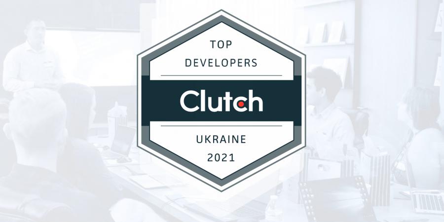 Clutch Recognizes Leobit as Top Developer in Ukraine